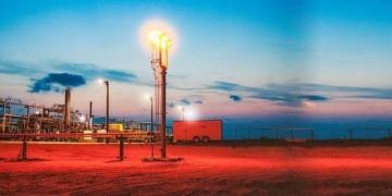 Unidade de produção da Murphy Oil, nos EUA