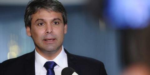 (PT-RJ) concede entrevista. Crédito: Marcos Oliveira/Agência Senado