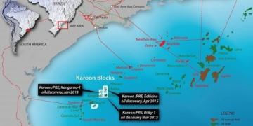 Projetos da Karoon na Bacia de Santos