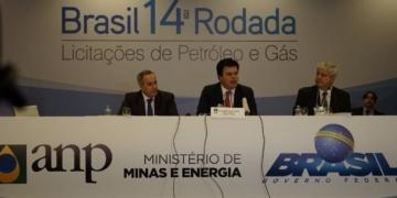Governo comemorou o resultado da rodada, que teve arrecadação recorde de R$ 3,8 bilhões
