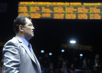 O senador Eduardo Braga é presidente da Comissão de Serviços de Infraestrutura do Senado e relator da matéria Foto:Agência Senado