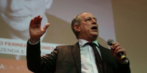 Ciro Gomes na II Semana de Políticas Públicas da UFABC