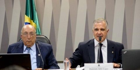 presidente e relator comissão repetro