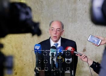 Coletiva de imprensa com Pedro Parente, Presidente da Petrobras. Foto: Rogério Melo/PR