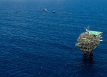 O campo de gás de Manati é o único em operação na Bacia de Camamu