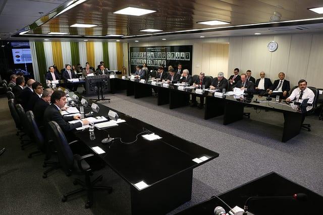 Reunião do Conselho Nacional de Política Energética (CNPE) aprovou a criação do Grupo de Trabalho - Foto: Saulo Cruz/MME