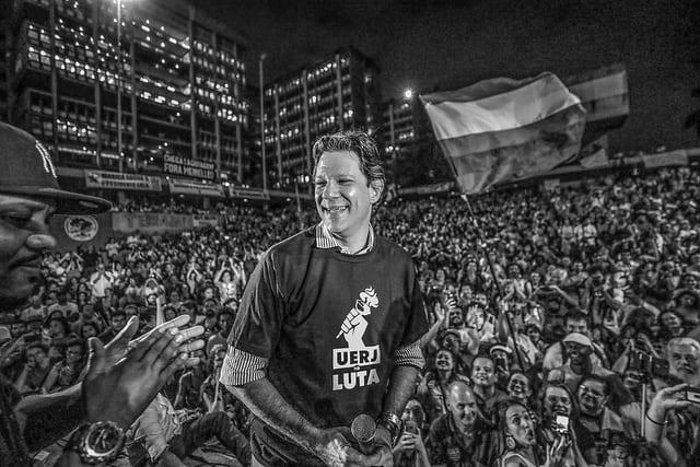 O ex-ministro e ex-prefeito de São Paulo, Fernando Haddad, vai coordenar a campanha do ex-presidente Lula
