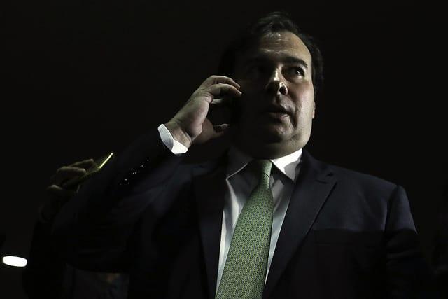 O presidente da Câmara aprovou requerimento que inclui nova Comissão na tramitação do PL do Gás - Fabio Rodrigues Pozzebom/Agência Brasil