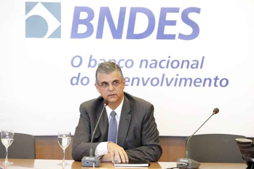 24/07/2017- Rio de Janeiro- RJ, Brasil- Secretário Estadual de Fazenda e Planejamento, Gustavo Barbosa em reunião no BNDES Foto: Clarice Castro