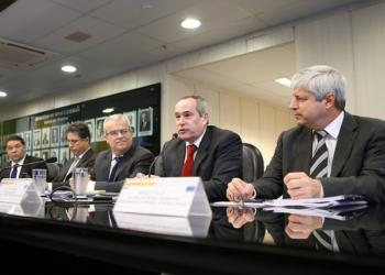 35ª Reunião Ordinária do Conselho Nacional de Política Energética (CNPE). Foto: Saulo Cruz/MME