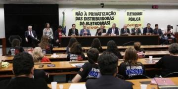 lançamento da Frente Parlamentar em Defesa das Distribuidoras de Energia Elétrica