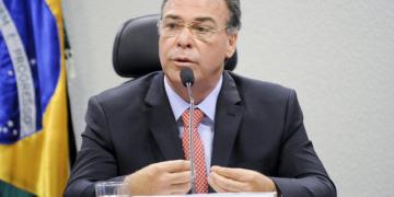 O senador Fernando Bezerra Coelho (MDB/PE) é o relator da MP da PPSA Foto: Foto: Jefferson Rudy/Agência Senado