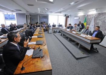 Comissão de Agricultura e Reforma Agrária (CRA) realiza audiência pública interativa para debater a situação dos assentamentos promovidos pelo Incra - Foto: Edilson Rodrigues/Agência Senado