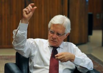 Ministro de Minas e Energia, Moreira Franco foi convocado para esclarecer alta de combustíveis /Foto: Agência Brasil