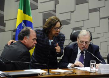 Presidente da CAE, Tasso afirma que Senado precisa participar do debate da privatização da Eletrobras / Foto: Agência Senado