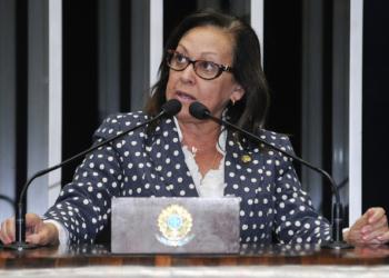 Senadora Lídice da Mata (PSB-BA) é a autora do projeto. Foto: Waldemir Barreto/Agência Senado