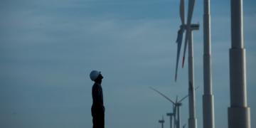 Usina de Energia Eólica (UEE) em Icaraí, no Ceará (CE). Foto: Cortesia PAC