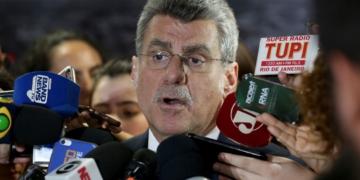 O líder do governo no Senado, Romero Jucá (PMDB-RR) / Wilson Dias/Agência Brasil