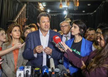 Encontro do candidato à Presidência Fernando Haddad com estudantes prounistas e cotistas nesta quarta-feira, 12, em São Paulo. Fotos: Ricardo Stuckert