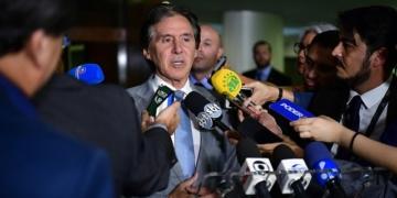Presidente do Senado, Eunício Oliveira (MDB/CE) quer votar PL da venda das distribuidoras ainda esta semana / Foto: Agência Senado