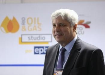 O ex-secretário-executivo do MME, Márcio Félix, no Rio Oil & Gas Studio. Foto: Saulo Cruz/MME