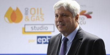O secretário-executivo do MME, Márcio Félix, no Rio Oil & Gas Studio. Foto: Saulo Cruz/MME