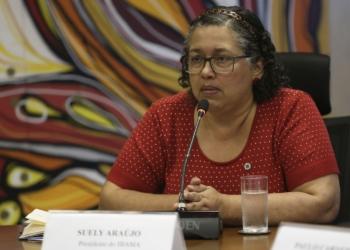 Presidente do Ibama,Suely Araújo / Foto: Agência Brasil