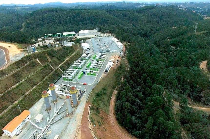 Resultado de imagem para Projeto concede benefícios fiscais para biogás, biometano e energia elétrica em aterros sanitários