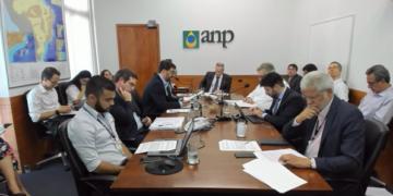 Reunião da diretoria da ANP. Foto: Reprodução da Internet