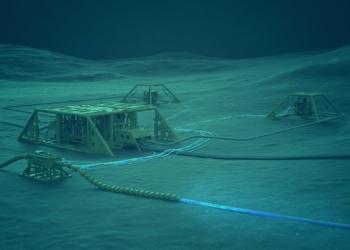 Aker Solution - Ilustração Subsea