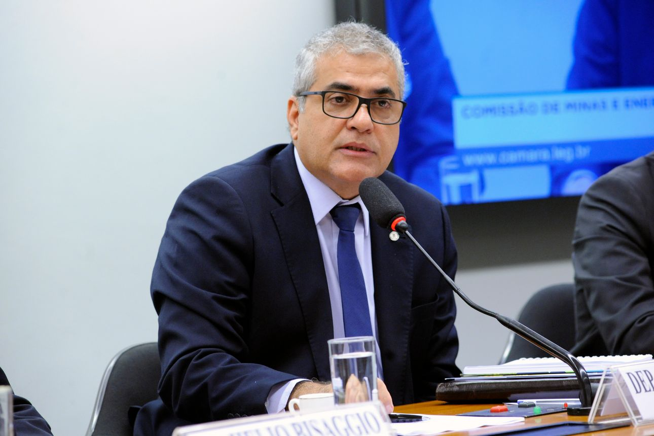 Deputado Christino Áureo (Progressistas/RJ)
