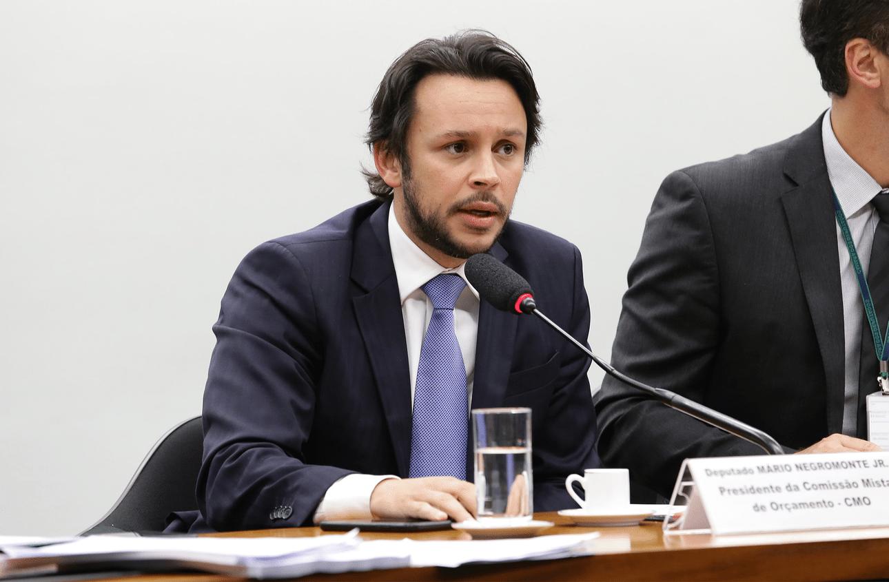 Deputado Mário Negromonte Jr. (PP/BA), relator na CME do projeto que libera o B100