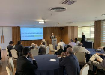 Workshop discutiu TACs para conteúdo local. Foto: Fernando Montera