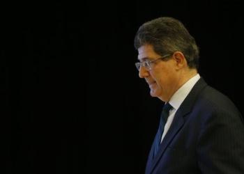 O futuro presidente do Banco Nacional de Desenvolvimento Econômico e Social (BNDES) no governo Jair Bolsonaro, Joaquim Levy, participa do encerramento do seminário Diálogos para o Amanhã.
