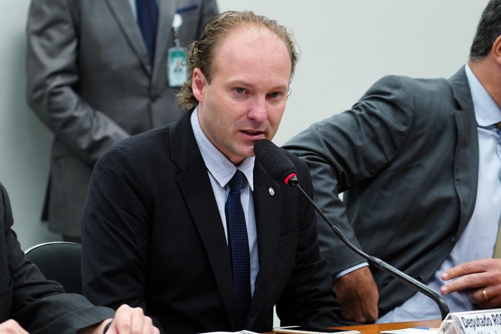 Dep. Rodrigo Agostinho (PSB - SP)