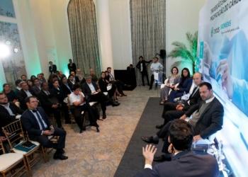 """""""Transição energética e precificação de carbono"""", painel promovido pelo (CEBDS). Foto: Cortesia"""