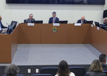 Brasília,08/07/2019: Bento Albuquerque, ministro de Minas e Energia participa de Sessão Ordinária de Julgamento do Conselho Administrativo de Defesa Econômica - Cade.