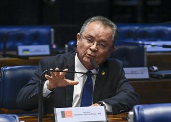 Zequinha Marinho é relator do PLS 284/2018 na CRD do Senado / Foto: Jefferson Rudy/Agência Senado