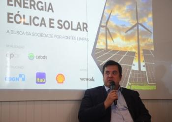 O head de Project Finance do Itaú, Marcelo Girão, participou da terceira etapa dos Diálogos da Transição.