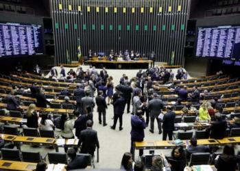 Ordem do dia para discussão e votação de diversos projetos. Foto: Luis Macedo/Câmara dos Deputados
