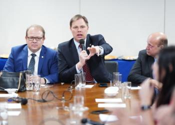 Lucas Redecker pediu vista do PL 1470/2019 na CME / foto: Liderança do PSDB na Câmara