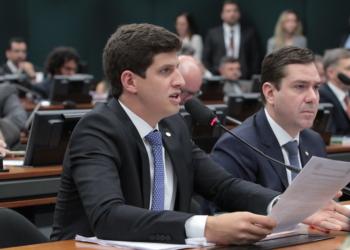 """João Campos: """"Chegou a hora de a Câmara federal falar mais alto propondo uma CPI para investigar esse acidente"""" / Foto: PSB na Câmara"""