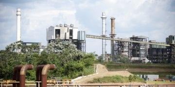 Alunorte alumina refinery in Para, Brazil