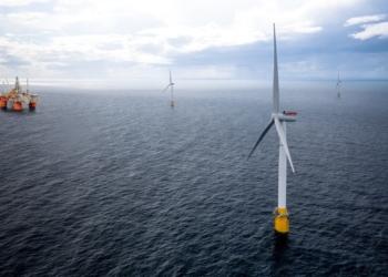 Eólica offshore da Equinor na Noruega
