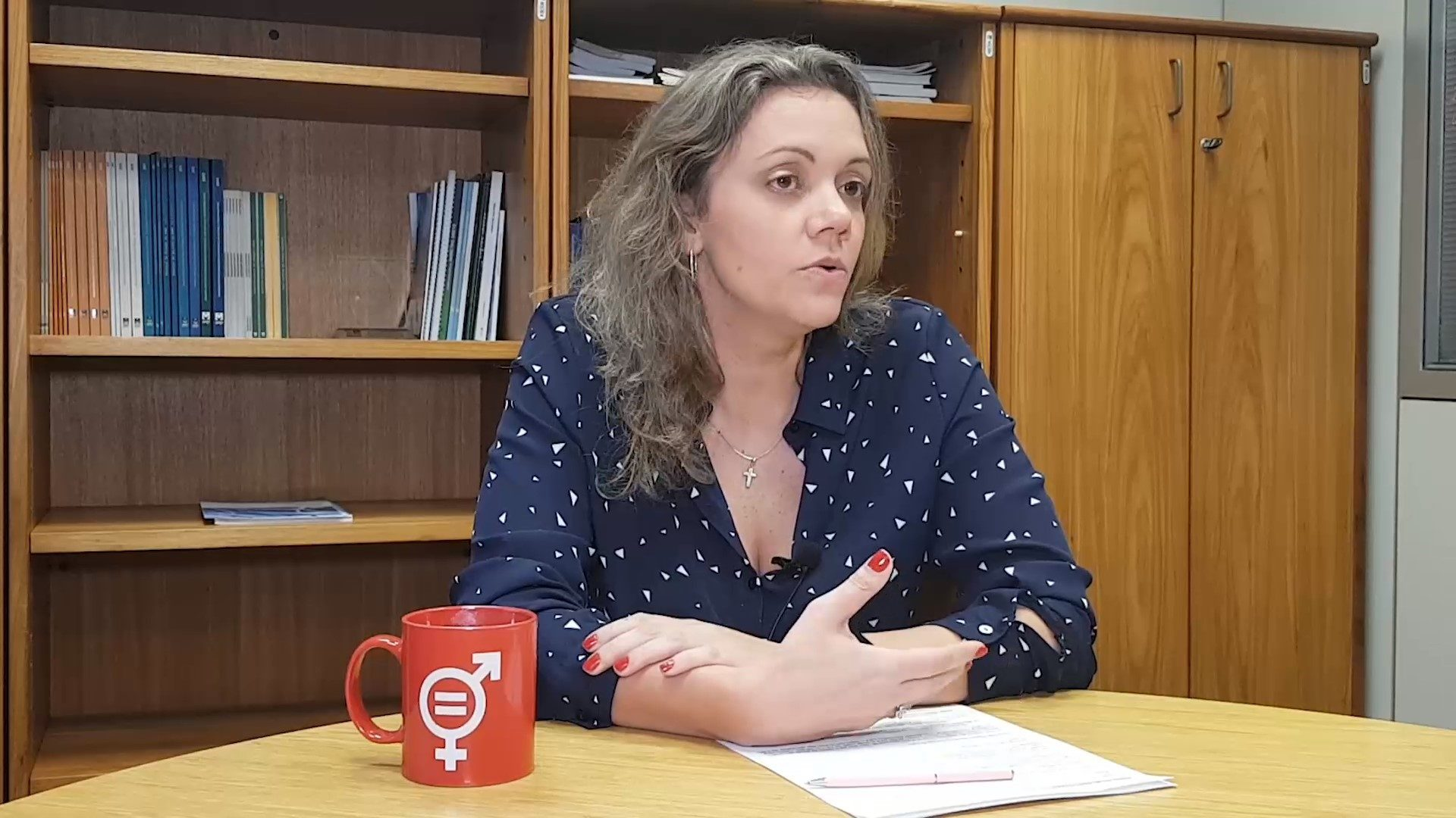 superintendente de Promoção de Licitações, Heloísa Borges