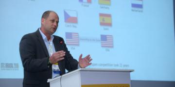 gerente executivo de Gás Natural da Petrobras, Rodrigo Costa Lima e Silva