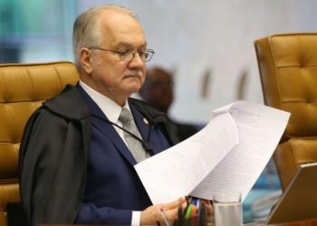 O ministro do Supremo Edson Fachin / Foto: Antonio Cruz/Agência Brasil