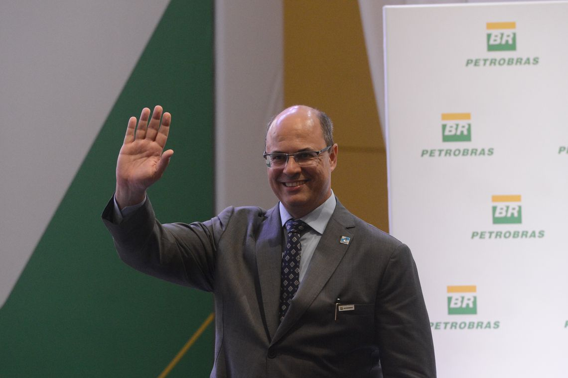 Governador do Rio, Wilson Witzel, tentará conciliação com estados para evitar julgamento dos royalties no STF