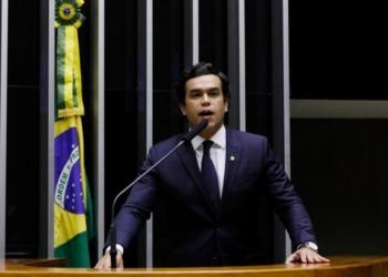 Beto Albuquerque (PSDB/MG) em discurso na tribuna da Câmara / Foto: Agência Câmara