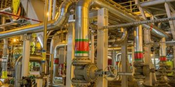 A fábrica de fertilizantes da Petrobras em Sergipe / Foto: EBC